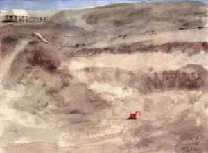 Red Digger