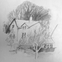 Frome Sketch 9