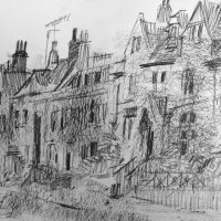 Frome Sketch 10