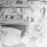 Frome Sketch 7
