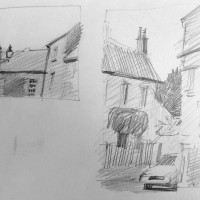 Frome Sketch 9b