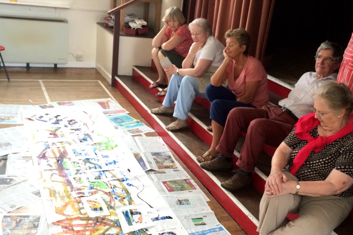Claverton Art Group