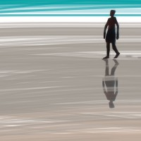 Beach Figure