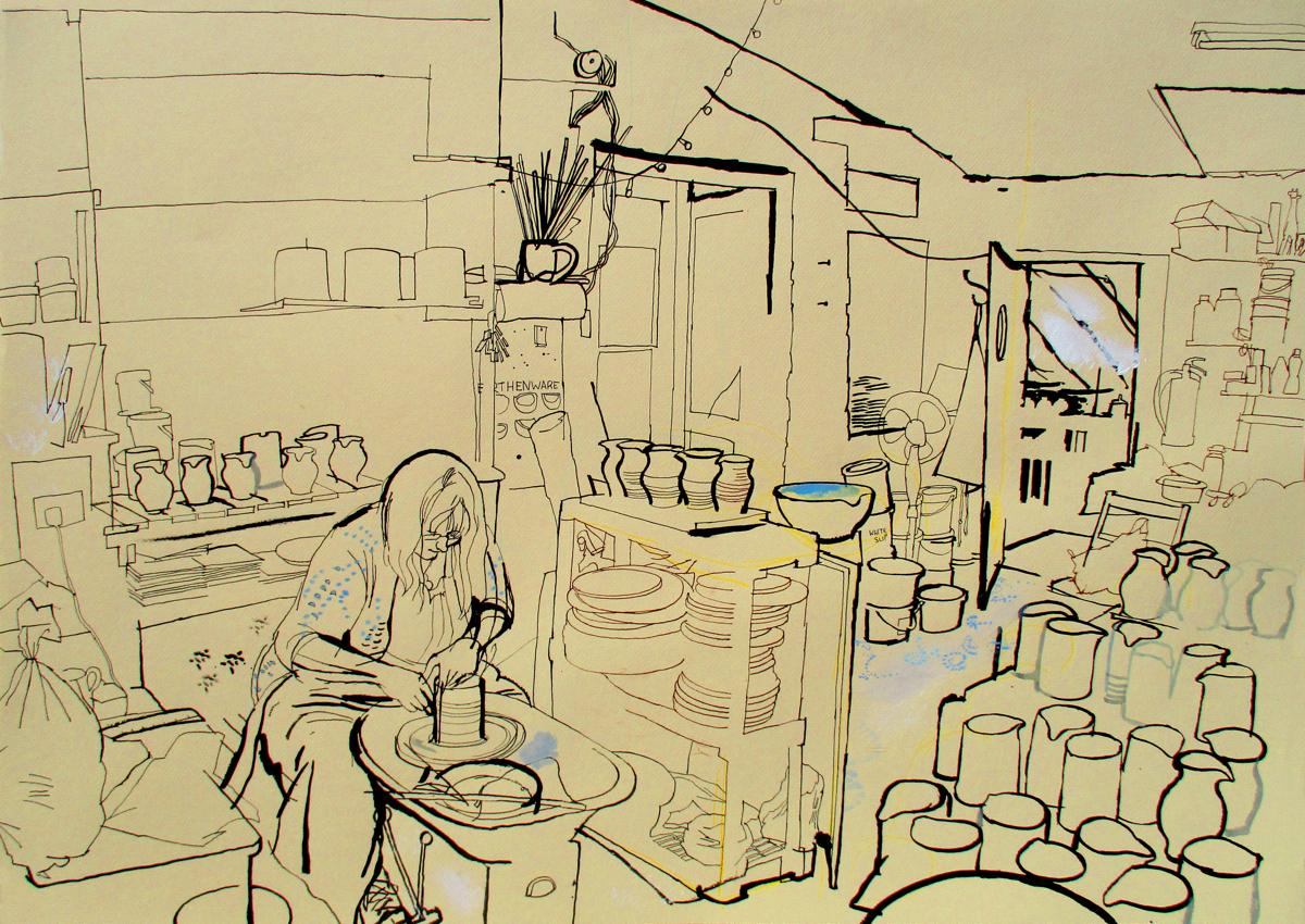 Jenny Barton Enigma Pottery(2)