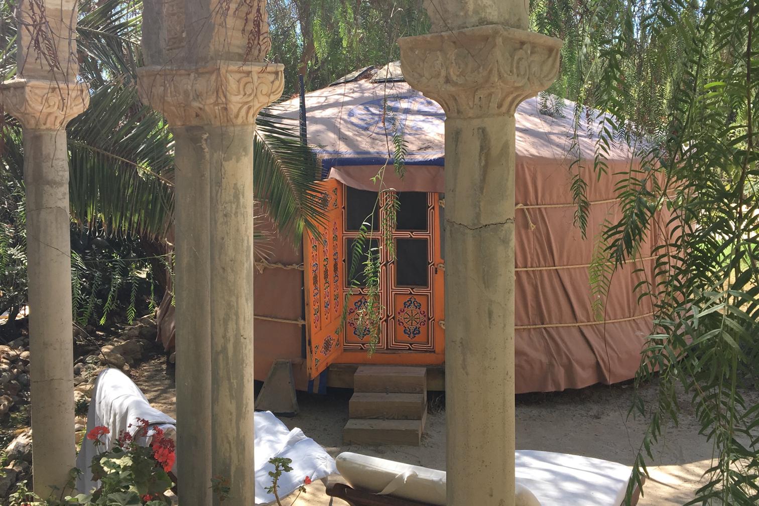 UR-yurt